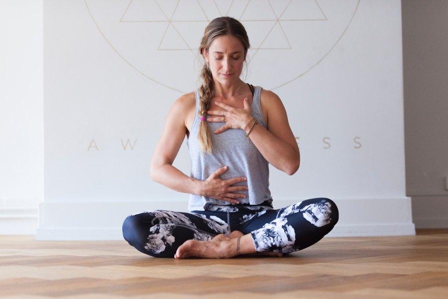 Yoga, my love