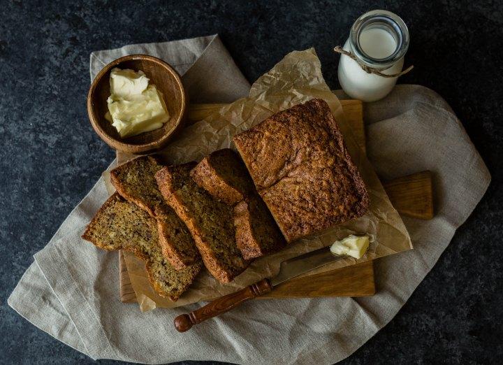 Banana Bread with SpeltFlour